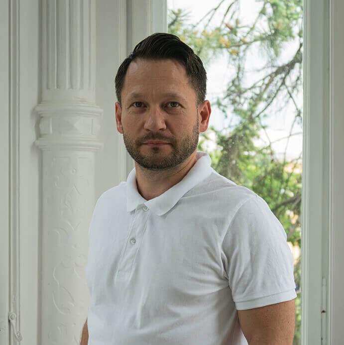 MUDr. Peter Mojžiš, Ph.D., FEBO