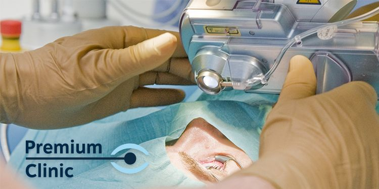 Operace sklivce a sítnice
