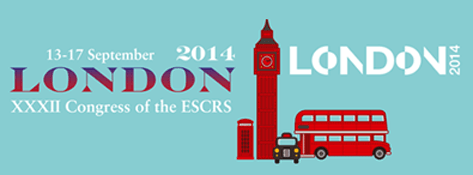 XXXII. KONGRES ESCRS LONDON 2014